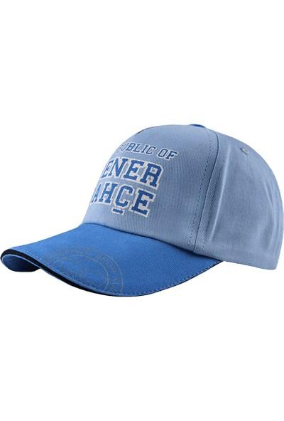 Fenerium Çocuk Mavi Fenerbahçe Şapka