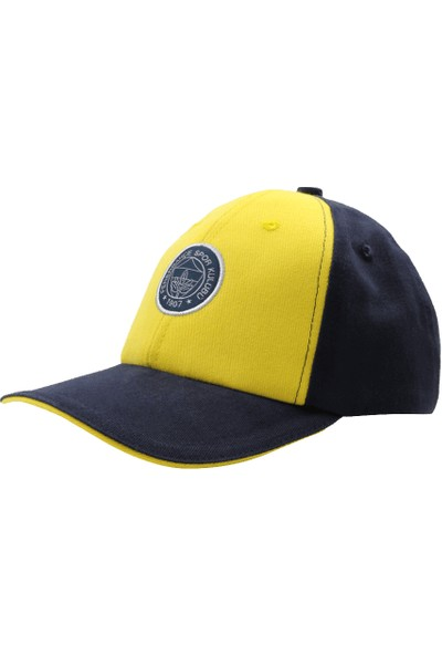 Fenerium Çocuk Tek Renk Logo Şapka