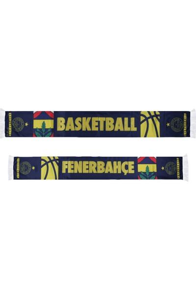 Fenerium 18-19 Basket Renkli Logo Şal