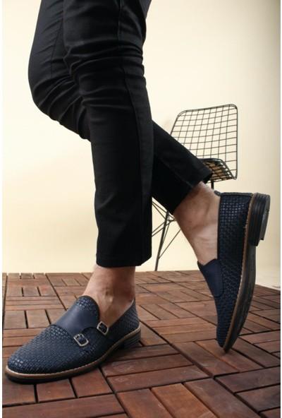 Oksit Wolf 060 Tokalı Klasik Erkek Ayakkabı