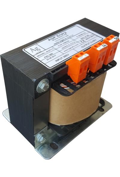 AGT11 Monofaze 1000VA Izole Trafo 220 220V 220 110V 110 220V
