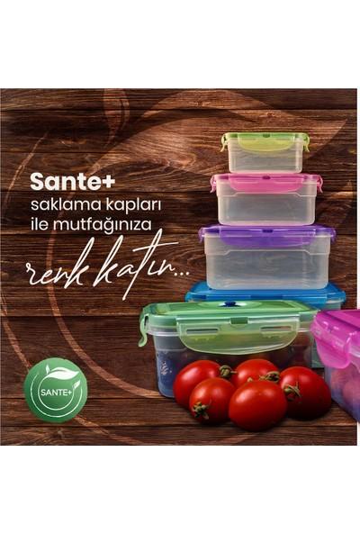Santeplus + Vakumlu Saklama Kabı Seti