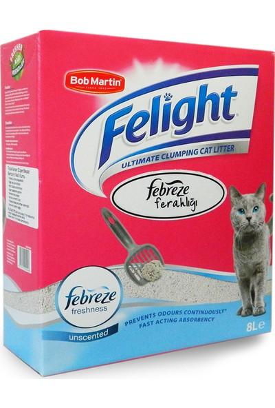 Bob Martin Felight Febreze Kedi Kumu 8 Litre + Felight Ambipur Kedi Kumu 6 Litre