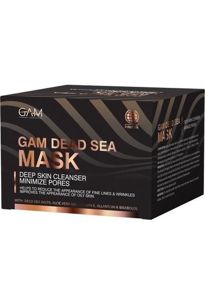 Gam Ölü Deniz Mineralli Maske 100 ml