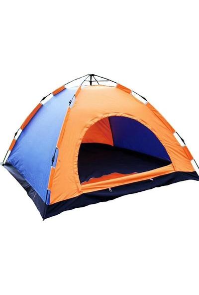 Mofy 6 Kişilik Tam Otomatik Kurulum Kamp Çadırı 220 x 250 x 165