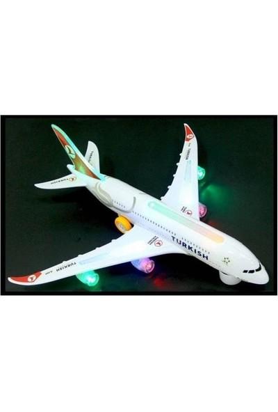 Osman Kızılkaya THY Yerde Gezen Uçak A380 - CH-132TK