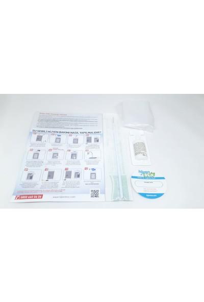 Hijyen Box Sebil Temizlik Sıvı Jel Solüsyon Temizleme Seti