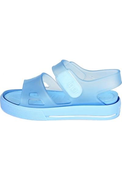 Igor S10247 Malibu Mc Havuz Kız/Erkek Çocuk Sandalet Deniz Ayakkabısı