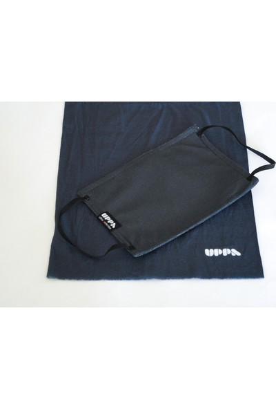 UPPA Aktif Karbon Filtreli Bandana