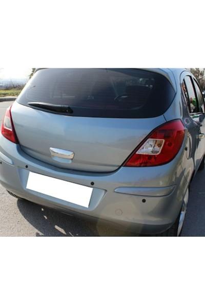 Başkent Oto Opel Corsa D Krom Bagaj Açma Tutacağı 2007-2015