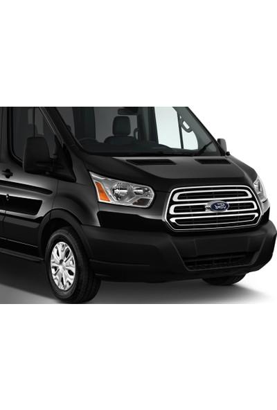 Başkent Oto Ford Transit Krom Ön Panjur ve Çerçevesi 5 PARÇA2013 Üzeri