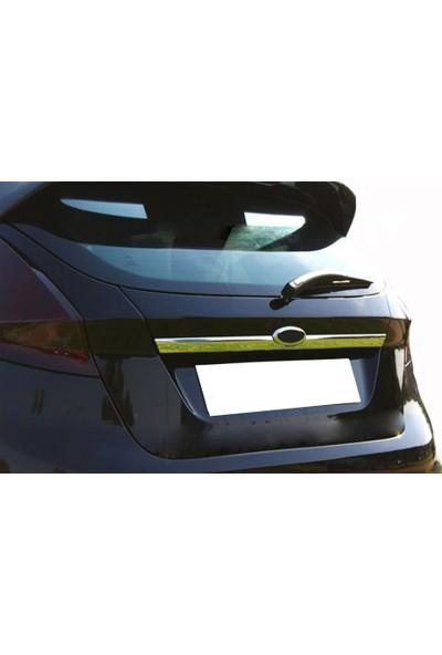 Başkent Oto Ford Fiesta Krom Bagaj Çıtası Paslanmaz Çelik 2009-2017