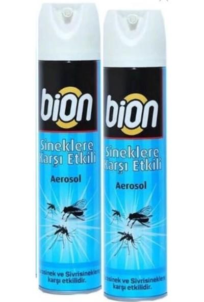 Bion Sineklere Karşı Etkili Aeresol Sinek Ilacı 2'li