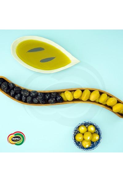 Namlı Zeytinleri Dilimli Siyah Zeytin - 400 gr
