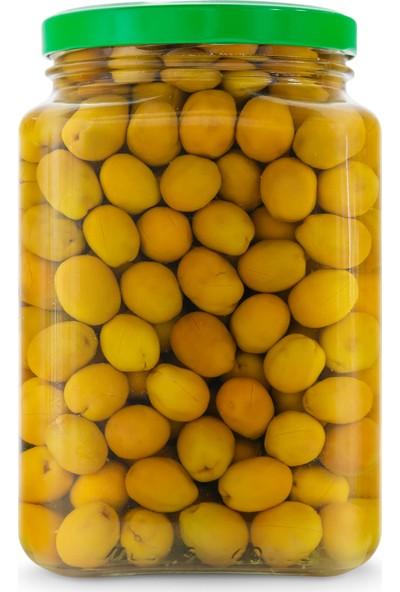 Namlı Zeytinleri Edremit Çizik Yeşil Zeytin - 1 kg
