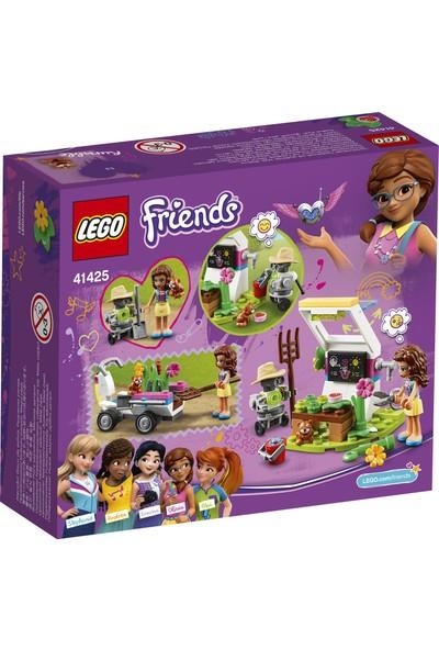 LEGO® Friends Olivia'nın Çiçek Bahçesi 41425 Yapım Seti
