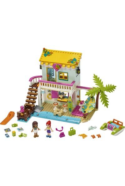 LEGO® Friends Plaj Evi 41428 Yapım Seti (444 Parça)