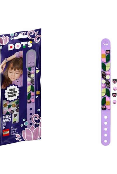 LEGO® DOTS Büyülü Orman Bileklik41917- Kendin Yap Takı Seti