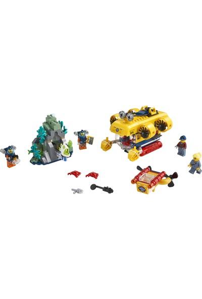 LEGO® City Okyanus Keşif Denizaltısı 60264 Oyuncak Seti (286 Parça)