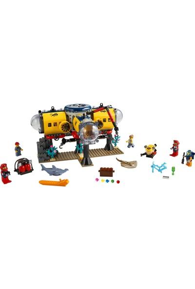 LEGO® City Okyanus Keşif Üssü 60265 Yapım Seti (497 Parça)