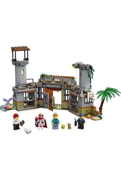 LEGO® Hidden Side Terk Edilmiş Newbury Hapishanesi 70435 Yapım Seti (400 Parça)