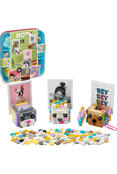 LEGO® DOTS Hayvancıklı Fotoğraflık41904- Kendin Yap Dekorasyon Seti