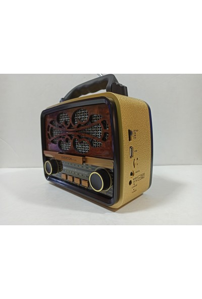 Everton RT-880 Bluetooth Nostaljik Radyo