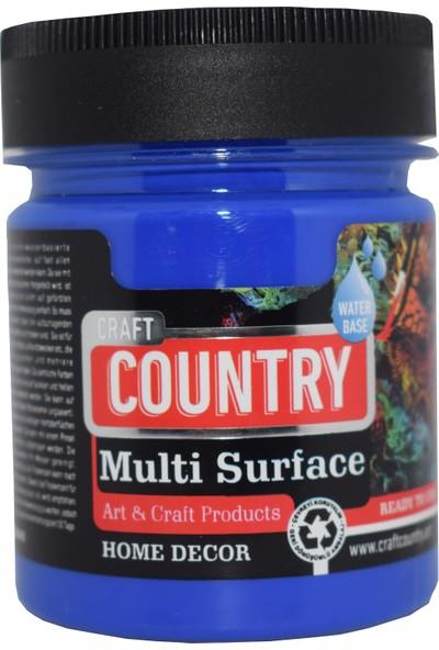 Multi Surface 1060 Ultramarine 120 cc Mavi