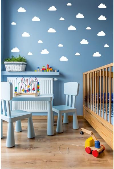 Dnart Çocuk Odası Sticker Bulutlar - Clouds - NLDMR-STC109