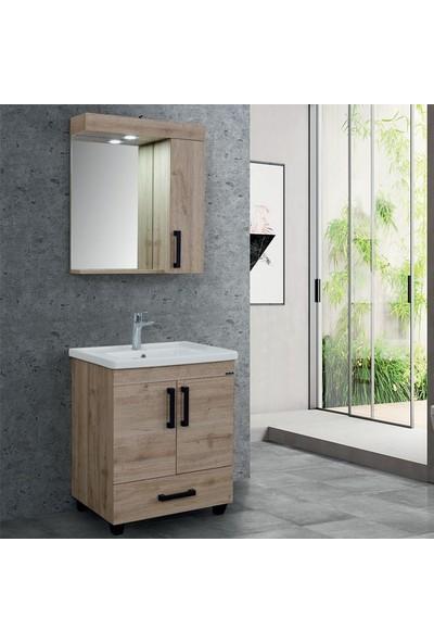 Lineart Nevada 65 cm Banyo Dolabı