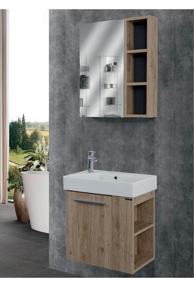Lineart Trend 55 cm Banyo Dolabı