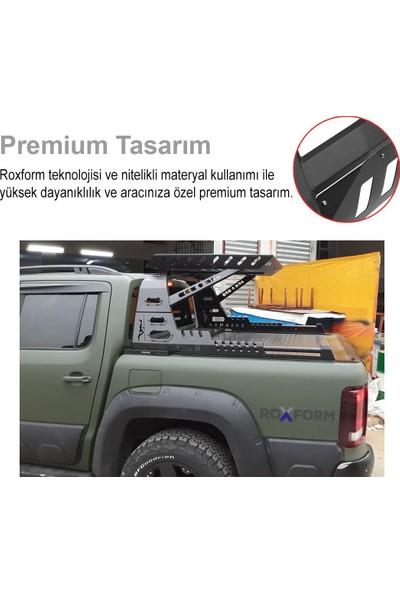 Roxform Nissan Navara Metal Sepetli Roll Bar Offroad Aksesuarları