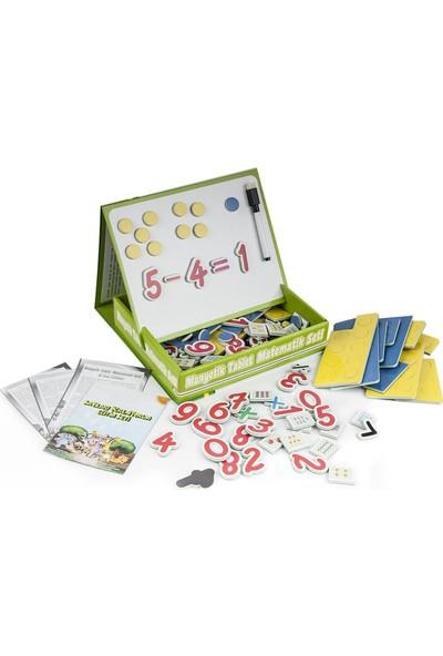 Diytoy Manyetik Tablet Eğitici Matematik Oyunu