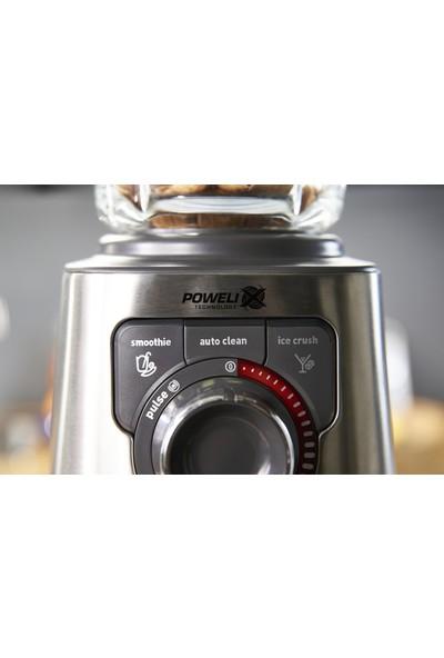 Tefal BL811D38 PerfectMix Plus 1200 Watt Yüksek Hızlı Blender Karıştırıcı - 7211002785