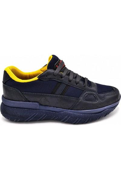 L.A Polo Mrd 105 Lacivert Erkek Spor Ayakkabı