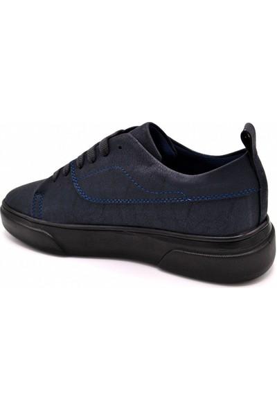 L.A Polo Mrd 101 Lacivert Siyah Erkek Spor Ayakkabı