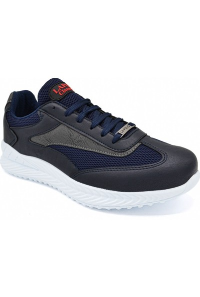L.A Polo Mrd 108 Lacivert Füme Beyaz Erkek Spor Ayakkabı