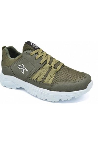 Scot Mrd 2004 Haki Beyaz Erkek Spor Ayakkabı
