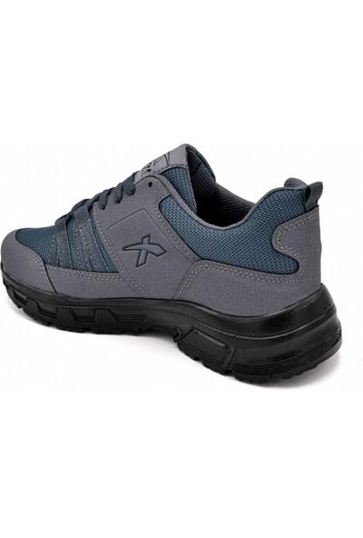Scot Mrd 2004 Füme Siyah Erkek Spor Ayakkabı