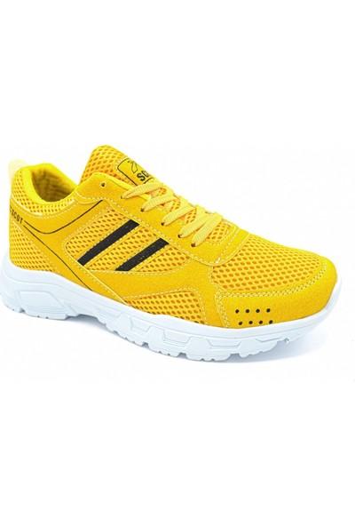 Scot Mrd 2002 Sarı Beyaz Erkek Spor Ayakkabı