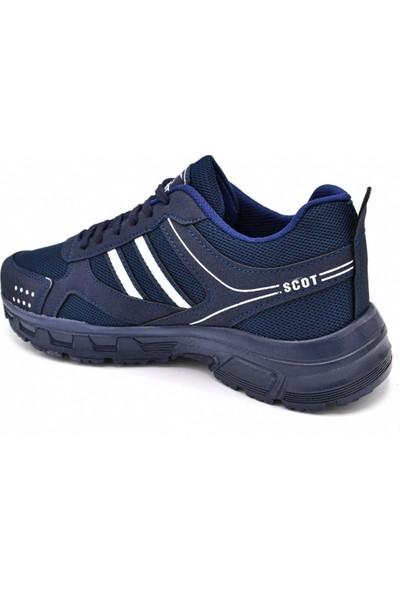 Scot Mrd 2002 Lacivert Erkek Spor Ayakkabı