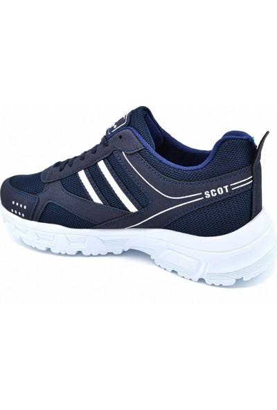 Scot Mrd 2002 Lacivert Beyaz Erkek Spor Ayakkabı