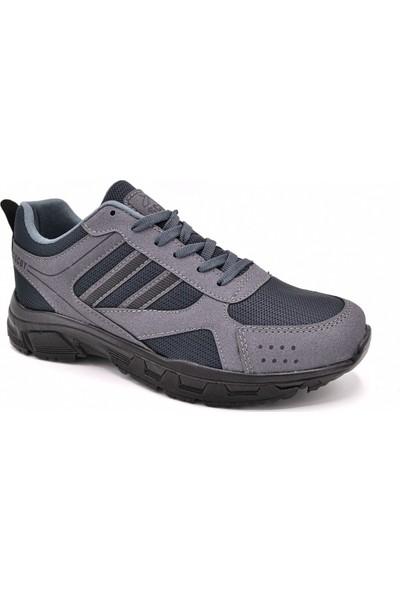 Scot Mrd 2002 Füme Siyah Erkek Spor Ayakkabı