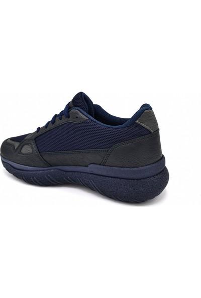 L.A Polo Mrd 105 Lacivert Füme Lacivert Erkek Spor Ayakkabı
