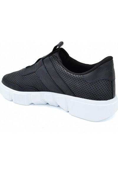 L.A Polo Mrd 116 Lacivert Beyaz Erkek Spor Ayakkabı