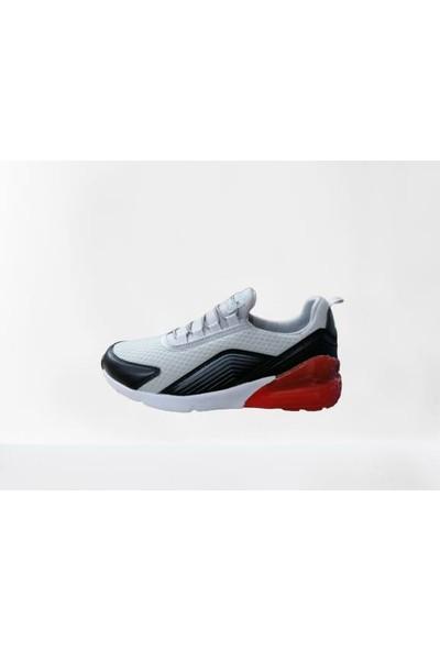 Glesto 687 Kadın Spor Ayakkabı Beyaz 39