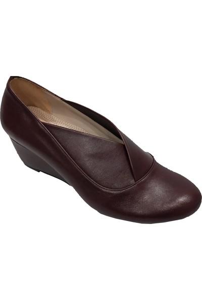 Gizem 633 Dolgu Topuklu Kadın Ayakkabı
