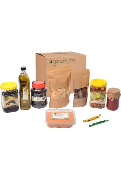 Organizeytin Gurme Lezzet Paketi -1
