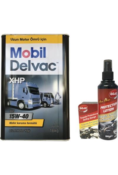 Mobil Delvac Mx 15W40 Pail 18 lt
