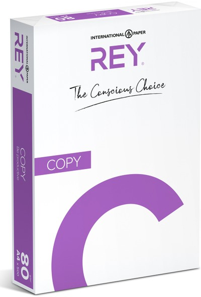 Rey Copy Fotokopi A4 Kağıdı 500 Sayfa 80 gr